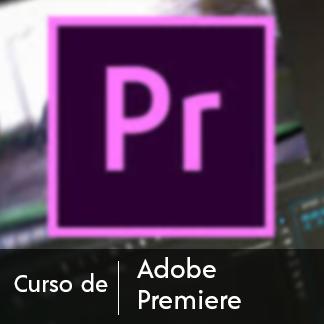 Curso de edición de vídeo en Adobe Premiere