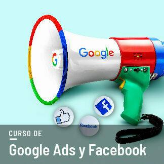 Curso de Google Ads & Facebook ads